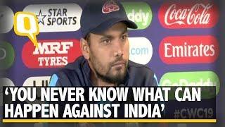 Ind vs Ban: Mashrafe Mortaza on Bangladesh's Match vs India on 2 July at World Cup 2019 | The Quint