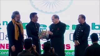 Mr. Irfan Izhar Sir Syed Global Excellence Award 2018 - Vertex Events