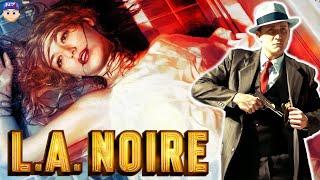 оБЗОР L.A. NOIRE - игра, которую обязан пройти каждый