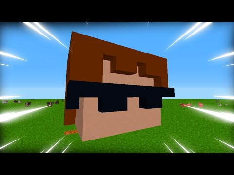 Building Our Minecraft Heads And Turning It Into A House! from YouTube · Duration:  28 minutes 22 seconds