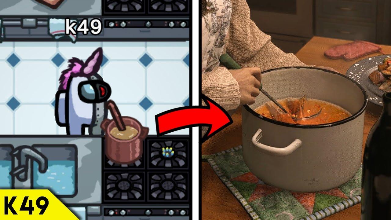 Weird Soup in Resident Evil 8 Village