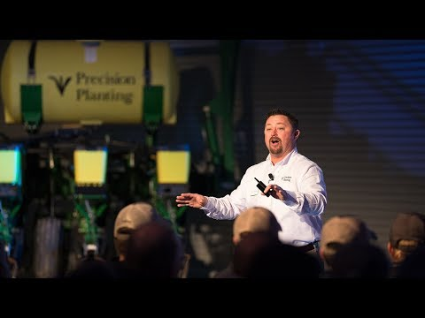 Next Level of Multi Genetics — Winter Conference 2018 — Precision Planting
