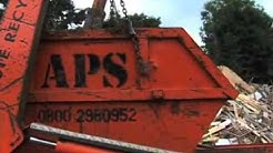 Skip Hire in St Albans | Skips to Hire in St Albans | St Albans Skip Hire from APS Environmental