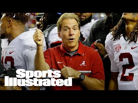 Alabama Coach Nick Saban Agrees To Contract Extension | SI Wire | Sports Illustrated