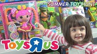 Toy Hunt Kinder Playtime Thomas and Friends MLP Hot Wheels Lalaloopsy Imaginext Disney Princess Toys
