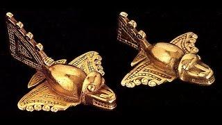 Невероятные находки.Тайна золотого самолетика. Запрещенная история