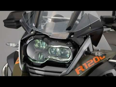 New 2014 - BMW R1200GS Adventure - First Look