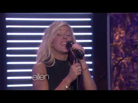 Ellie Goulding - Burn - 'LIVE'
