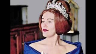 """Joan Sutherland-Leo Fall-Die Geschiedene Frau-""""Kind du kannst tanzen""""-etc"""