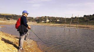 Kuraklığın Gölünde Balık Avlamak
