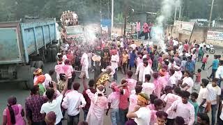 Durga visarjn 2018 subhash stedium 3no