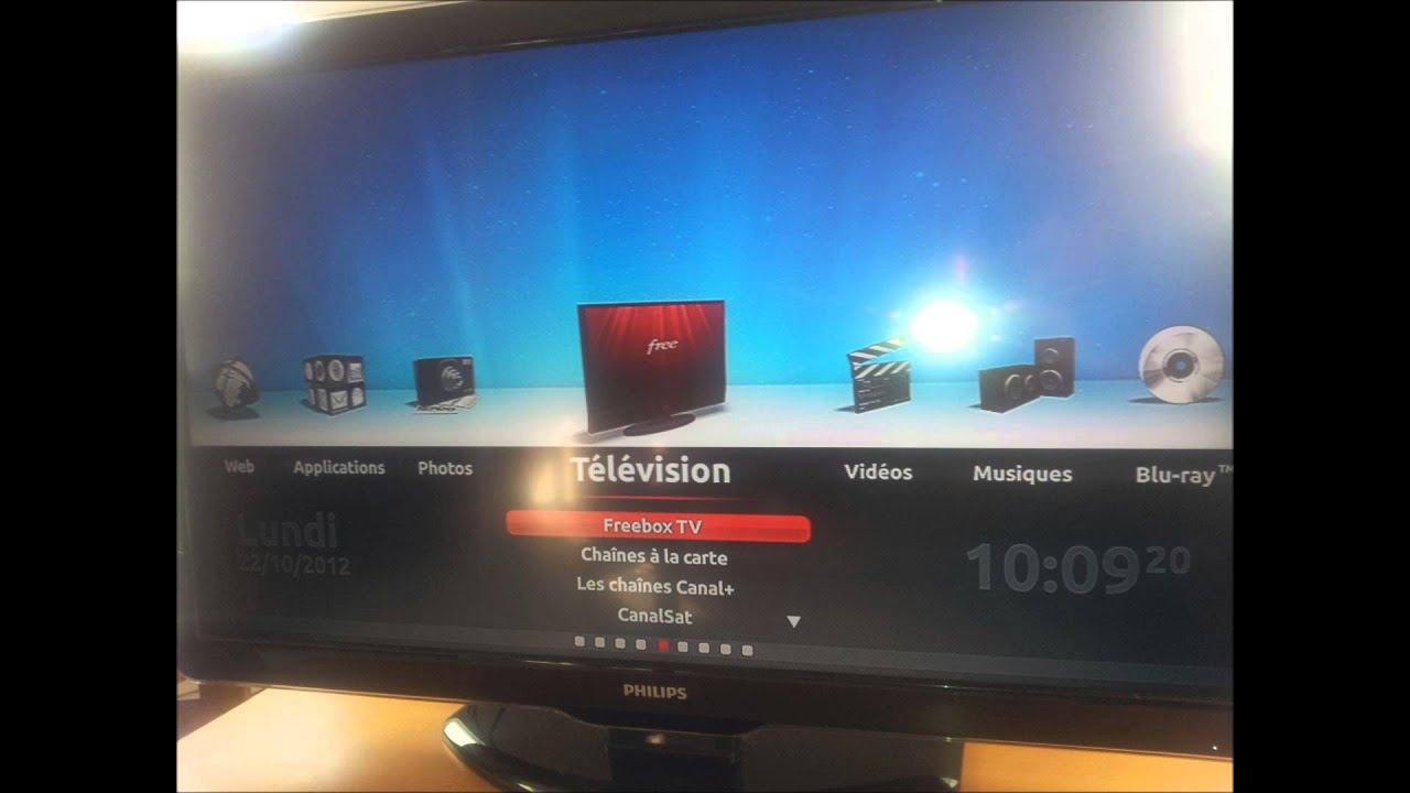 mettre la musique du pc sur la tv avec freebox revolution youtube. Black Bedroom Furniture Sets. Home Design Ideas