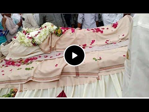 Avinash chavan funeral video | अविनाश चव्हान यांचा अंतिम संस्कार 😭😭