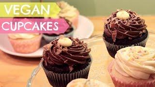 You Won't Believe They're Vegan Cupcakes!   Thoserosiedays