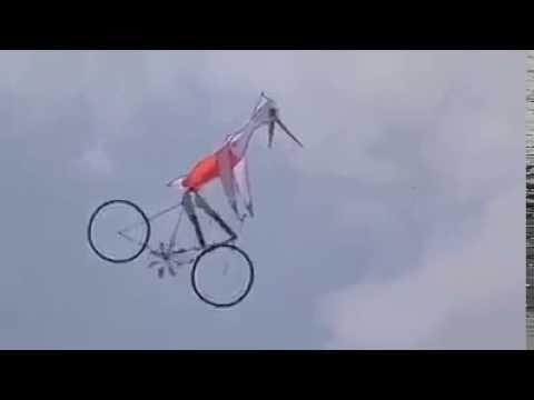 Layang Layang Sepeda