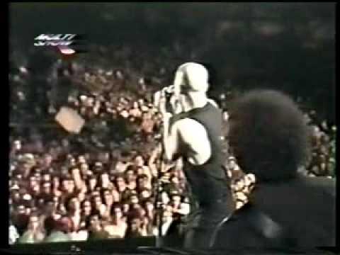Titãs e Paralamas - Selvagem - Hollywood Rock 1992