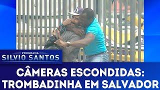 Trombadinha em Salvador   Câmeras Escondidas (03/06/18)