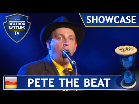 Pete the Beat from Germany - Showcase - Beatbox Battle TV