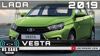 2019 LADA VESTA Review