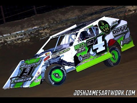 Marty Lindeman Racing - Farmer City Raceway - Night 2, Illini 100 - 4-6-19