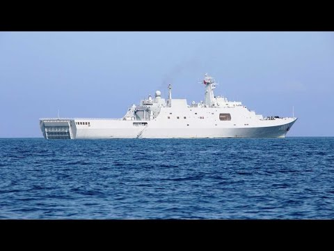 PLA Navy's 25th fleet sail to Djibouti for escort mission