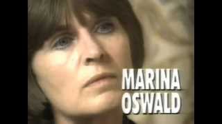 Marina Oswald Talks Part 1