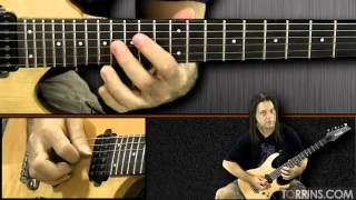 Zero Tolerance (Death) Guitar Lesson