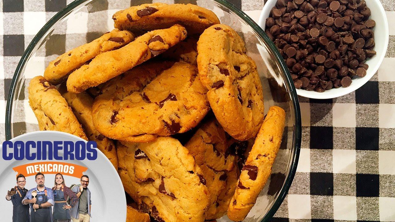 receta para galletas con chispas de chocolate hersheys