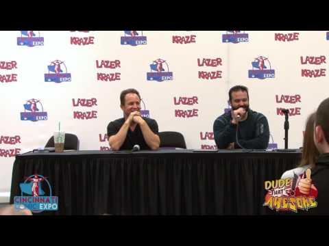 Cincinnati Comic Expo TV (2015) Mighty Morphin Power Ranger panel