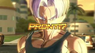 DRAGON BALL XENOVERSE 2 PC IN DRAGON BALL Z MOD - TRUNKS CHARACTER