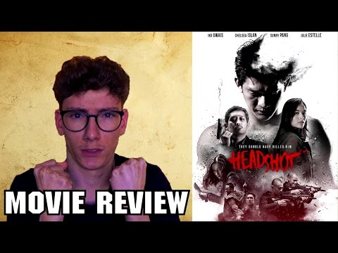 Headshot [Indonesian Action Movie Review]