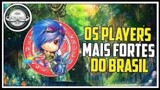 DDtank Mobile Brasil - Os Players mais fortes do Brasil
