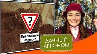 ПРАВИЛЬНЫЙ КОМПОСТ: дачный агроном Юлия Петровна рекомендует