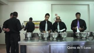 Quinta do Ti Lucas - Cozinha  - Quinta do Ti Lucas