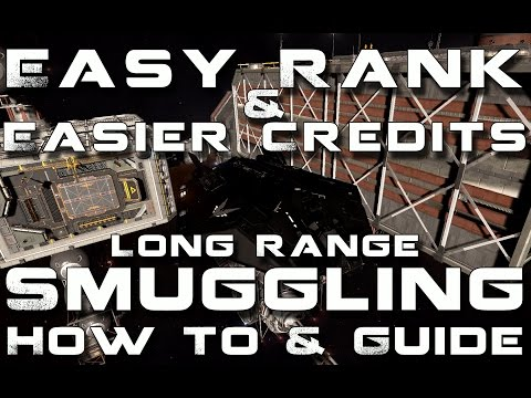 Easy Rank & Easier Credits Long Range Smuggling Guide & How To S4 EP30