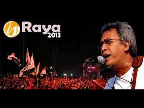 Iwan Fals - Raya Rambu Rabbani/Raya Agung Pratama/ Lirik