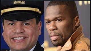 Cop Who Allegedly Put a Hit On 50 Cent CLEARED of Wrongdoing