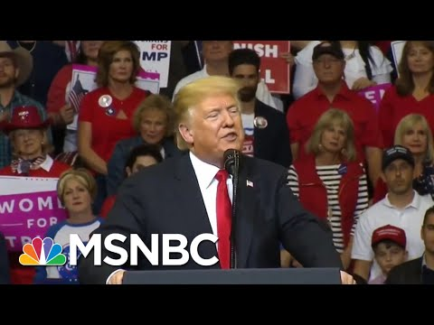 Republicans Have Huge Turnout In Early Voting | Velshi & Ruhle | MSNBC
