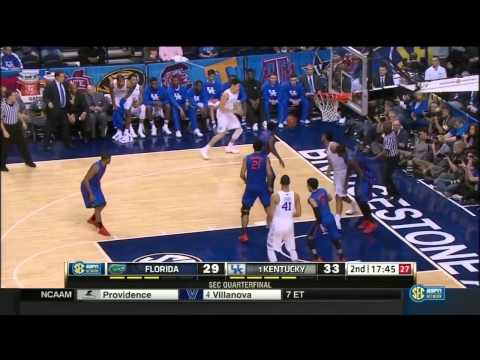 full basketball | Kentucky Wildcats vs Florida Gators 13. 03. 2015 v2 0