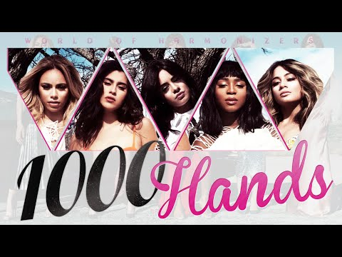 Fifth Harmony - 1000 Hands (Lyrics/Tradução)