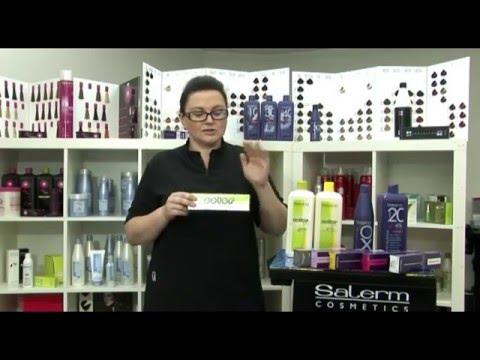 Красители Salerm Cosmetics SALERMVISON и COLOR SOFT