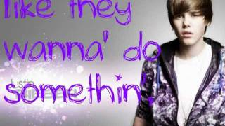 Kiss and Tell-Justin Bieber (lyrics/HQ)