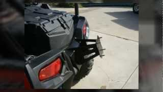 rzr spare tire carrier prp from sidebysidestuff com
