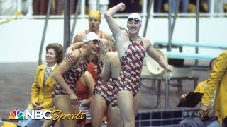Greatest Olympic swimming upset ever? 1976 USA women stun East German machine in 4x100 free relay