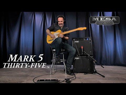 MESA/Boogie® Mark Five: 35™ CLEAN & SOLO Playthrough