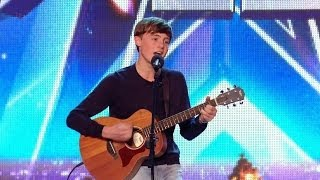 Britain S Got Talent S08E02 James Smith Has A New Take On Feeling Good By Nina Simone