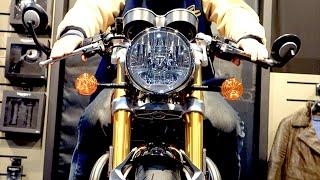 2016 Triumph Reveal! BEAUTIFUL Bikes