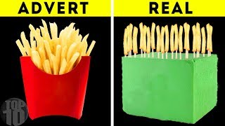 Secrets Food Advertisers Don't Want You To Know