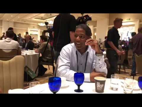 Steve Wilks Arizona Cardinals Head Coach NFL Owners Meeting Interview: Impressed With Lamar Jackson