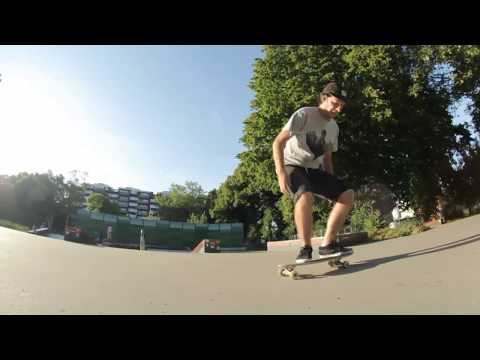 ALL FOUR | KICKFLIP (WOODEN PENNY BOARD) 40 YEARS OLD SKATER